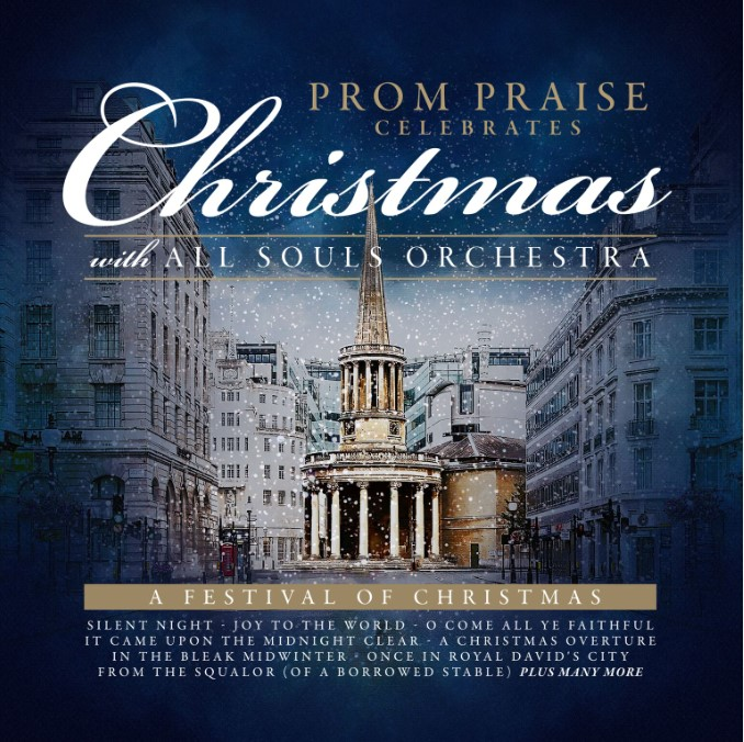Prom Praise: A Christmas Festival CD (CD-Audio)