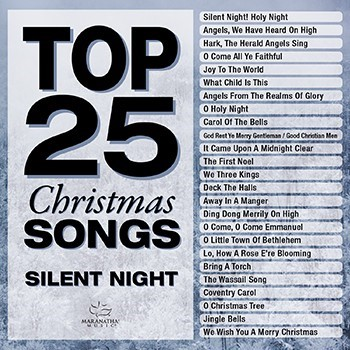 Top 25 Christmas Songs: Silent Night CD (CD-Audio)