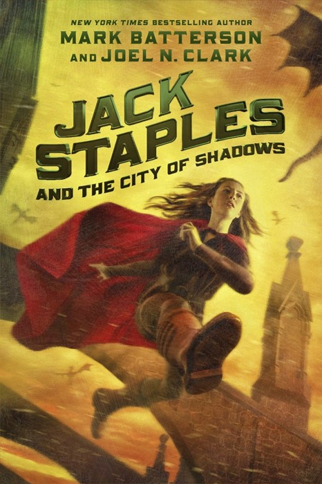 Jack Staples And The City Of Shadows (Paperback)