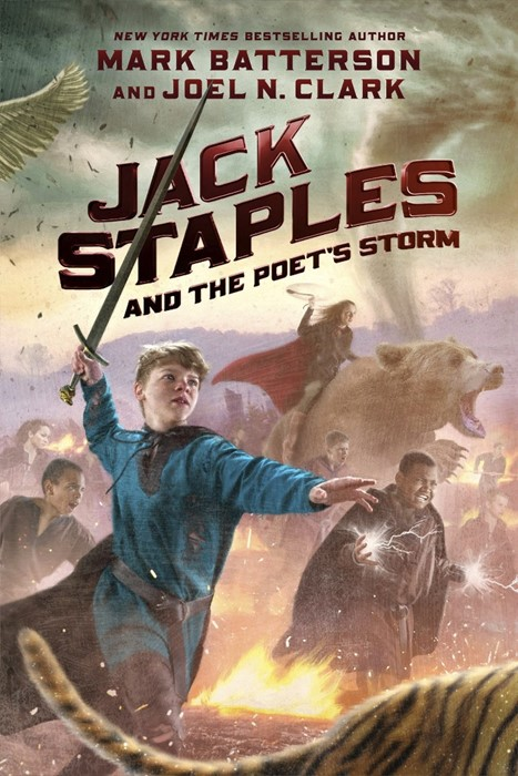 Jack Staples And The Poet's Storm (Paperback)