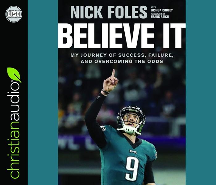 Believe It Audio Book (CD-Audio)