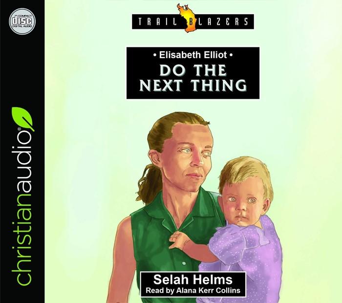 Elisabeth Elliot Audio Book (CD-Audio)