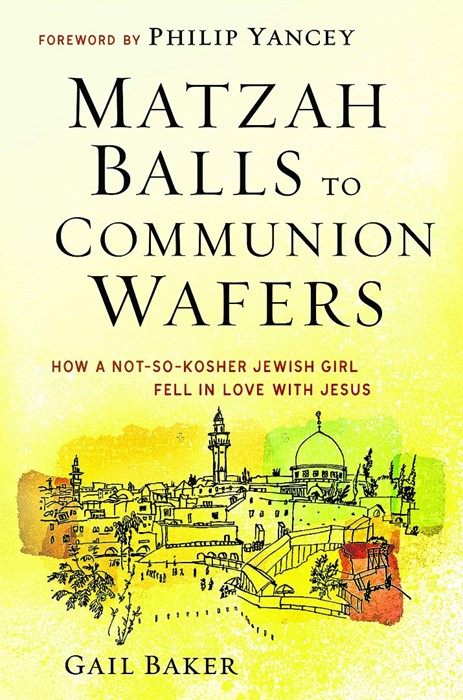 Matzah Balls To Communion Wafers (Hard Cover)