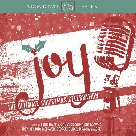 Joy: The Ultimate Christmas Celebration CD (CD-Audio)
