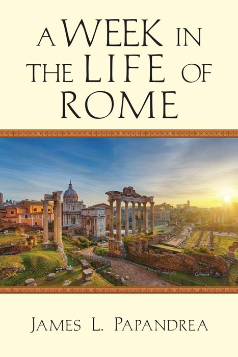 Week In The Life Of Rome, A (Paperback)