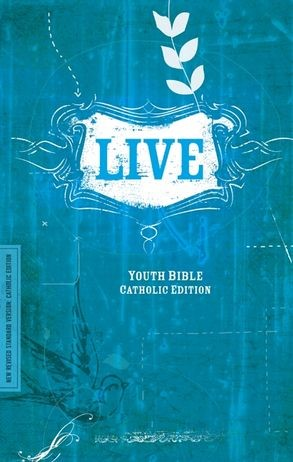 Live Youth Bible Catholic Edition (Paperback)