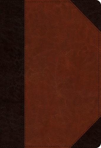 ESV Student Study Bible, TruTone, Brown/Cordovan (Imitation Leather)