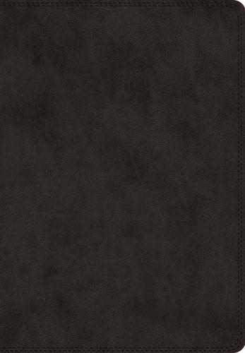 ESV Giant Print Bible, TruTone, Black (Imitation Leather)