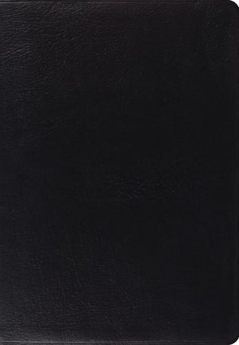 ESV Giant Print Bible, Black (Genuine Leather)