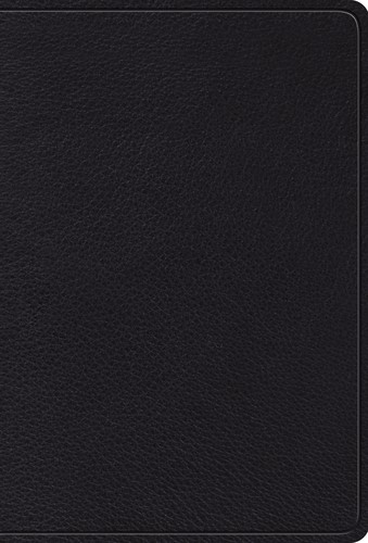 ESV Devotional Psalter, Black (Leather Binding)