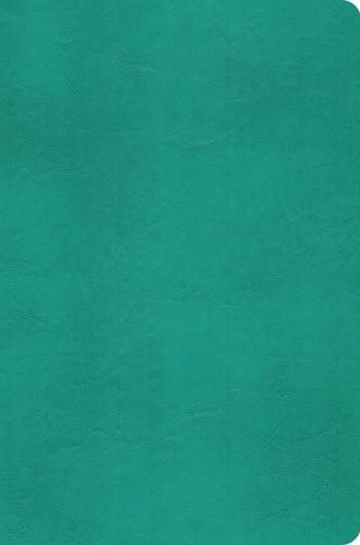 ESV Value Compact Bible, TruTone, Turquoise (Imitation Leather)