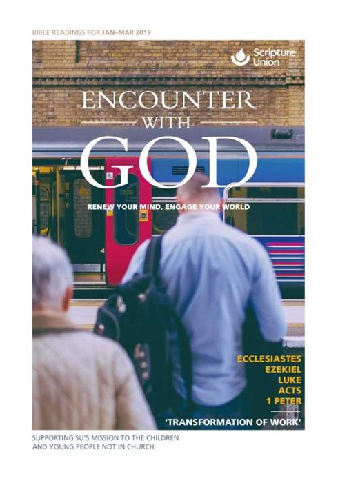 Encounter With God January-March 2019