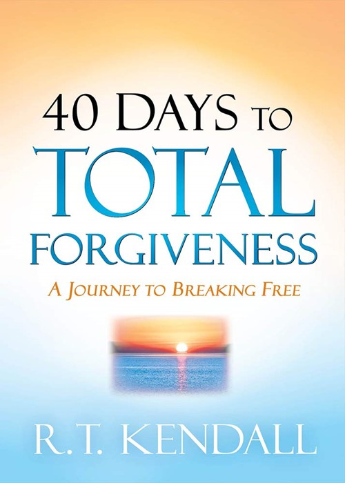 40 Days to Total Forgiveness (Paperback)