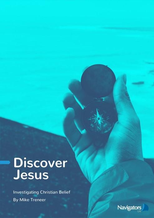 Discover Jesus (Paperback)