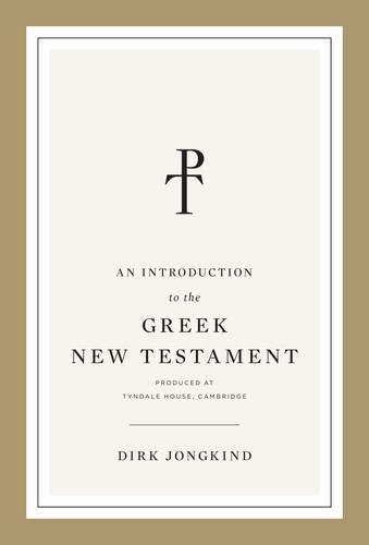 Introduction to the Greek New Testament, An (Paperback)