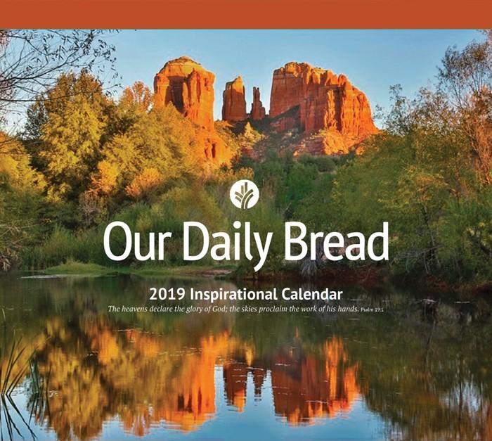 Our Daily Bread Calendar 2019 (Calendar)