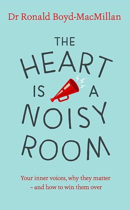 The Heart Is A Noisy Room (Paperback)