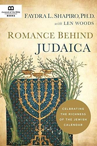 Romance Behind Judacica (Hard Cover)