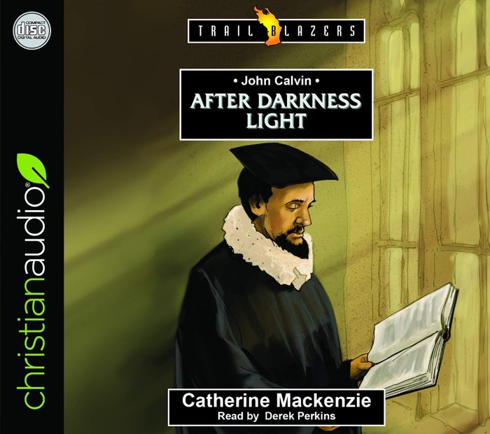John Calvin Audio Book (CD-Audio)