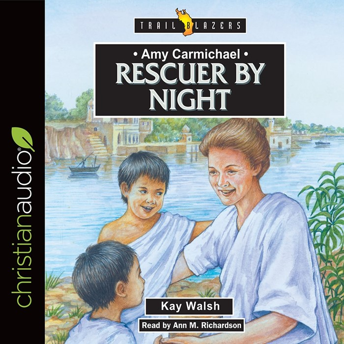 Amy Carmichael Audio Book (CD-Audio)
