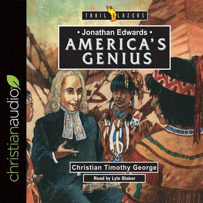 Jonathan Edwards Audio Book (CD-Audio)