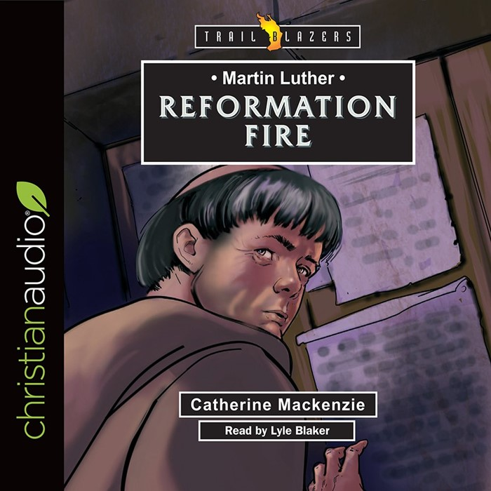 Martin Luther Audio Book (CD-Audio)