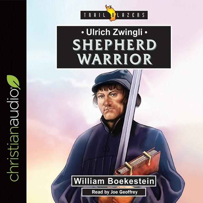 Ulrich Zwingli Audio Book (CD-Audio)