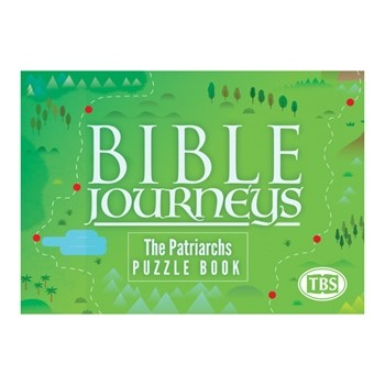 Bible Journeys: The Patriarchs Puzzle Book (Paperback)