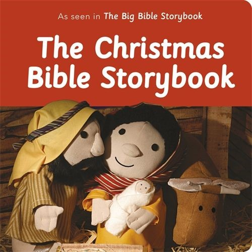 The Christmas Bible Storybook (Board Book)
