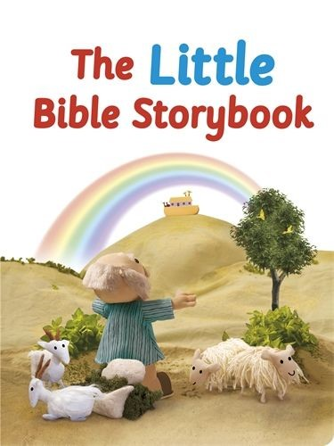 The Little Bible Storybook (Board Book)