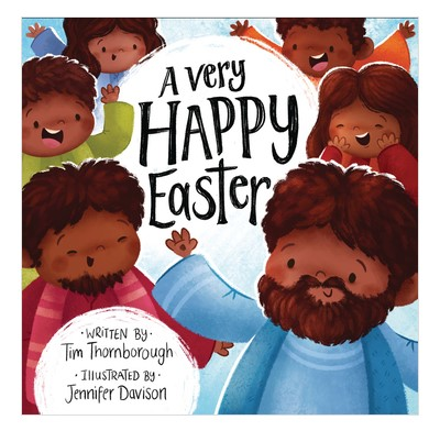 Very Happy Easter, A (Paperback)
