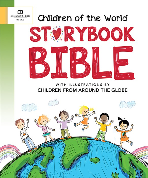 Children Of The World Storybook Bible (Hard Cover)
