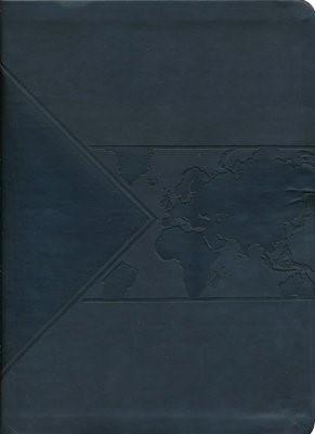 ESV Global Impact Bible, Charcoal (Imitation Leather)