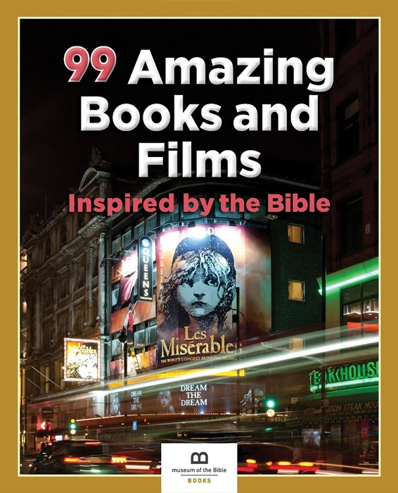 99 Amazing Books And Films Inspired By The Bible (Paperback)