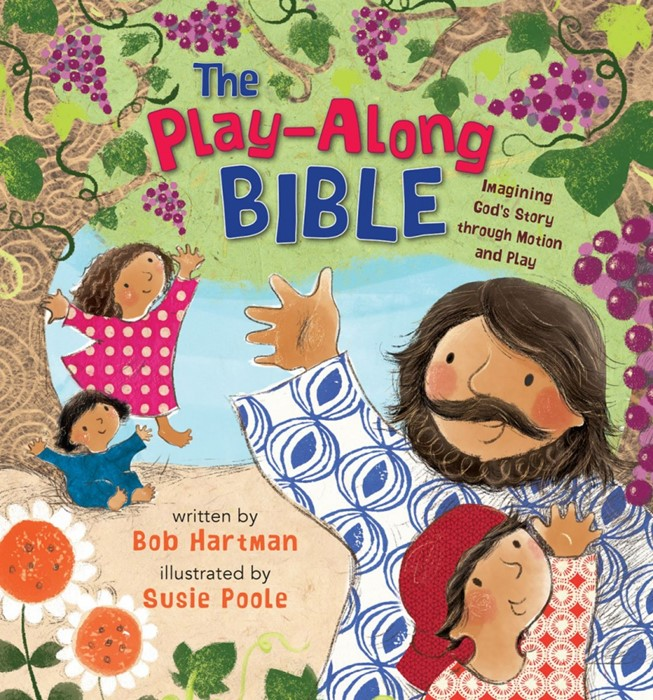The Play-Along Bible (Hard Cover)
