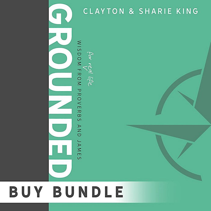 Grounded Bible Study Leader Kit (Kit)