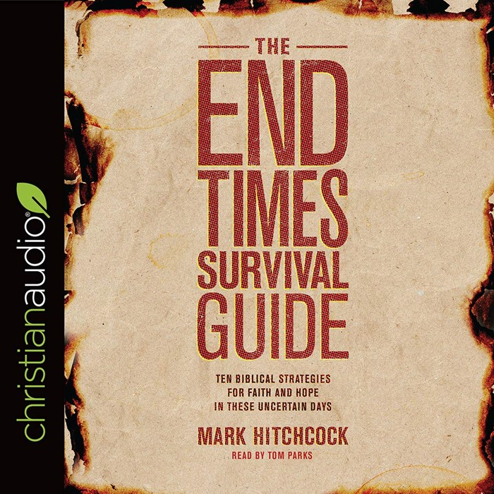 The End Times Survival Guide Audio Book (CD-Audio)