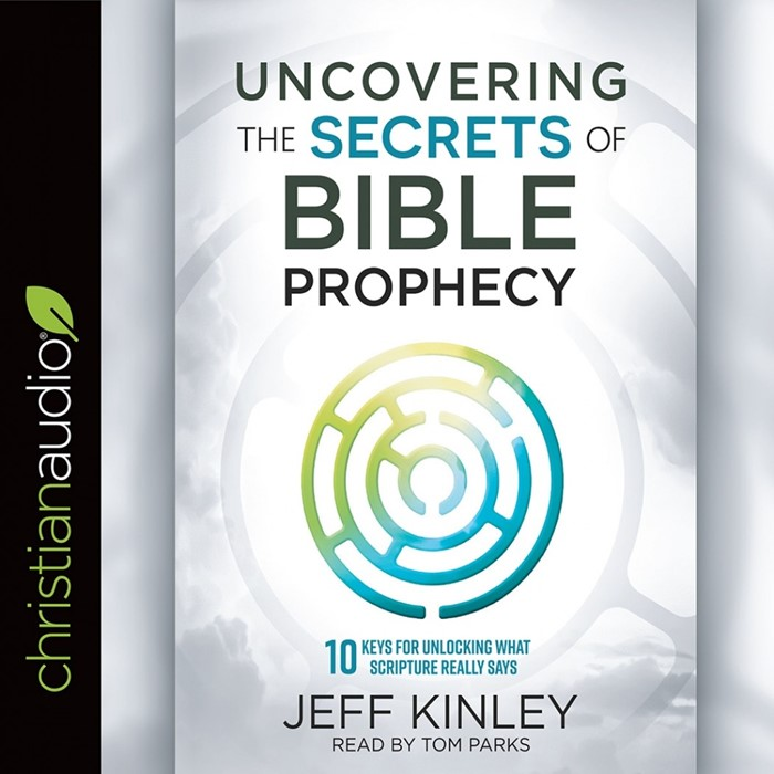 Uncovering The Secrets Of Bible Prophecy Audio Book (CD-Audio)