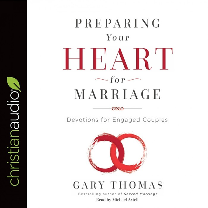 Preparing Your Heart For Marriage Audio Book (CD-Audio)