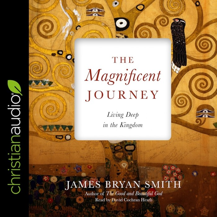 The Magnificent Journey Audio Book (CD-Audio)