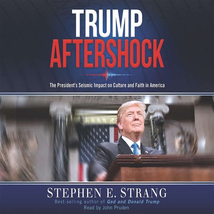 Trump Aftershock Audio Book (CD-Audio)