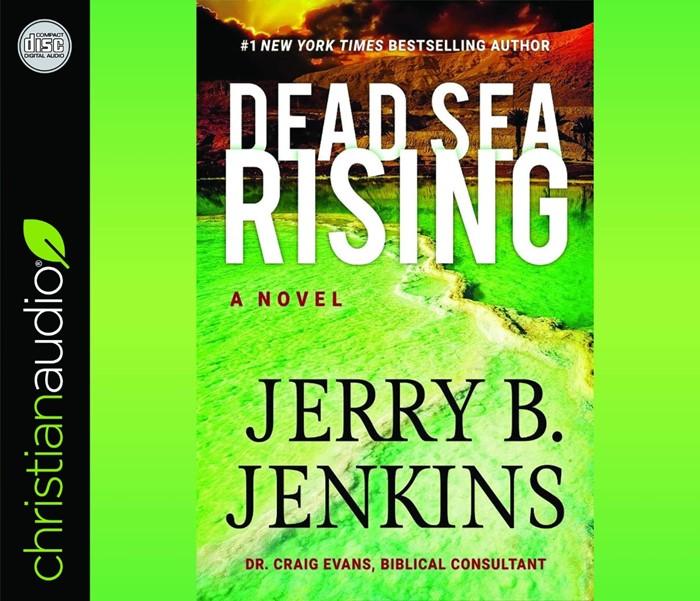 Dead Sea Rising Audio Book (CD-Audio)