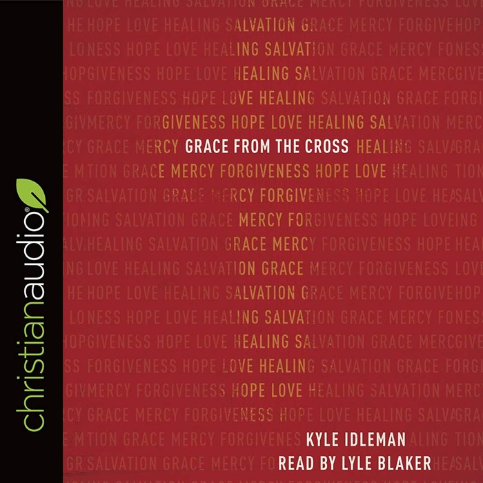Grace From The Cross Audio Book (CD-Audio)