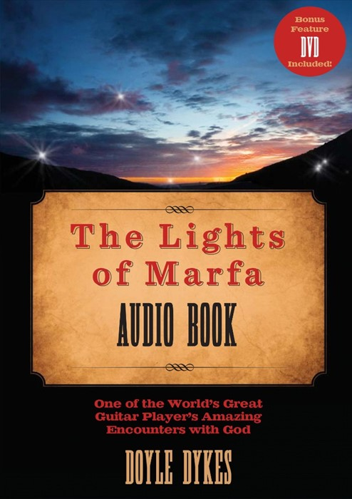 The Lights of Marfa Audio Book (CD-Audio)