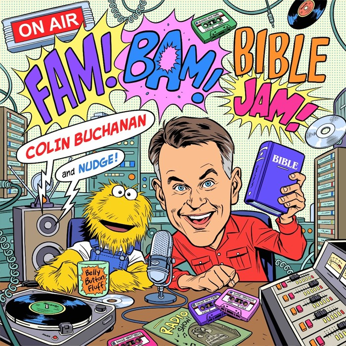 Fam! Bam! Bible Jam! CD (CD-Audio)