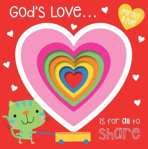 God's Love Is For All To Share