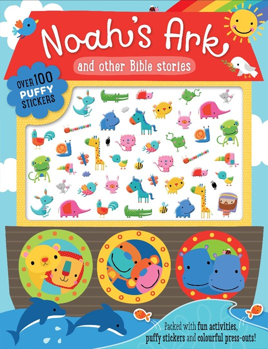 Noah's Ark And Other Bible Stories (Paperback)