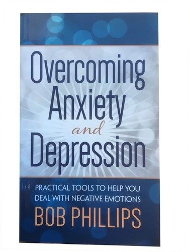 Overcoming Anxiety And Depression (Paperback)