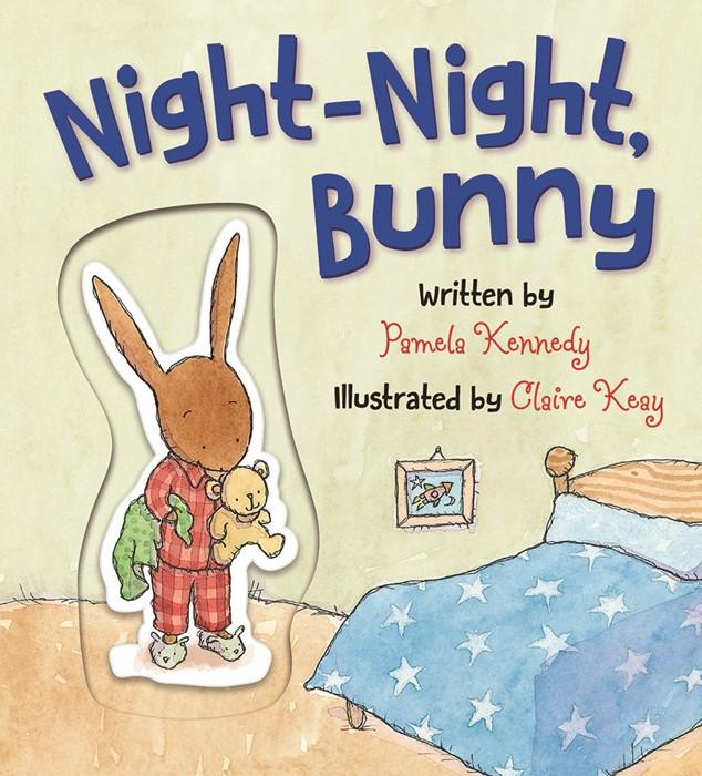 Night-Night Bunny (Board Book)