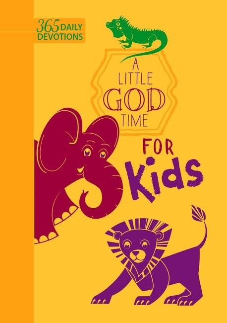 Little God Time For Kids, A (Imitation Leather)